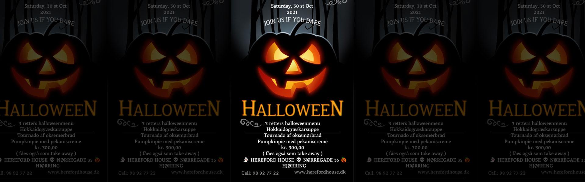halloween-restaurant-hereford-house-hjoerring